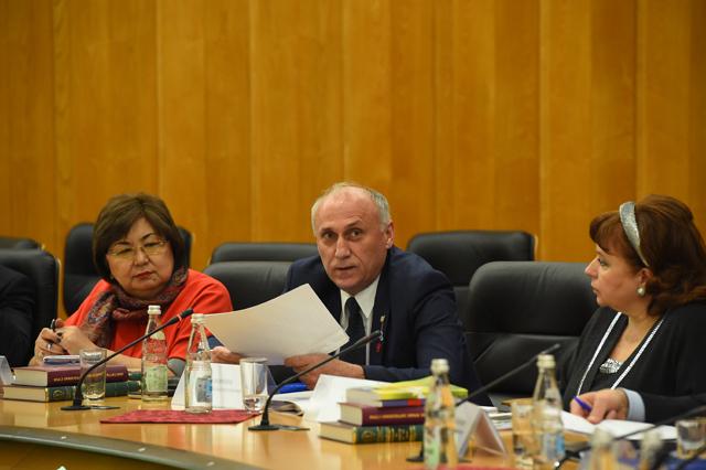 Аворник Г.К., заместитель председателя Международного союза юристов, Президент  Союза юристов Республики Молдова