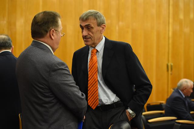 Беятович Станко,президент Ассоциации теории и практики уголовного права Сербии