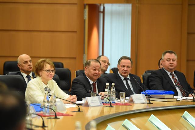 Эсенканов К.Э., заместитель Председателя Верховного Суда Кыргызской Республики