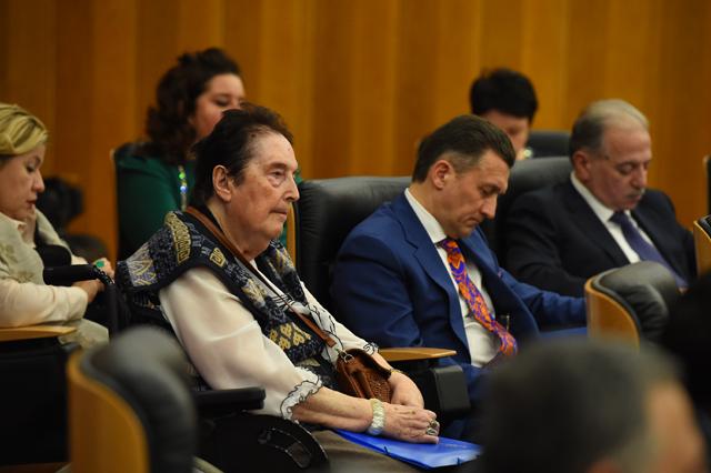 Казьмина М.М., почётный председатель Союза юристов г. Москвы