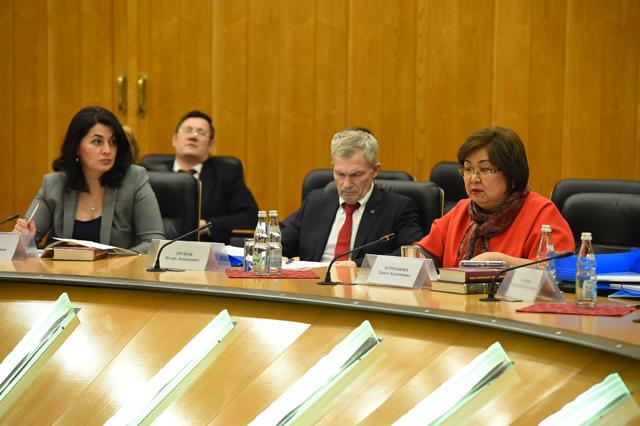 Курманова Д.К.,исполнительный директор Союза юристов Республики Казахстан
