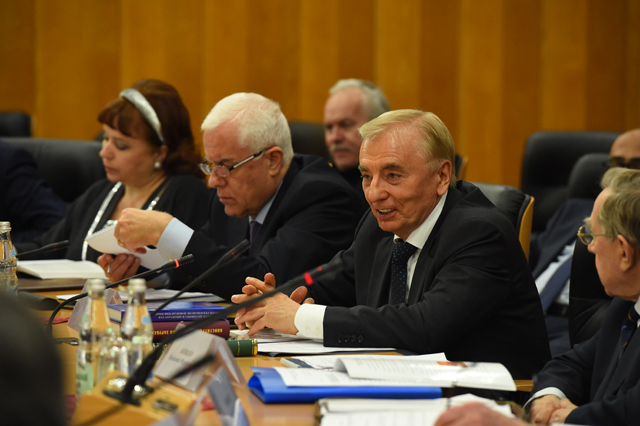Рогов И.И., Председатель Конституционного Совета Республики Казахстан