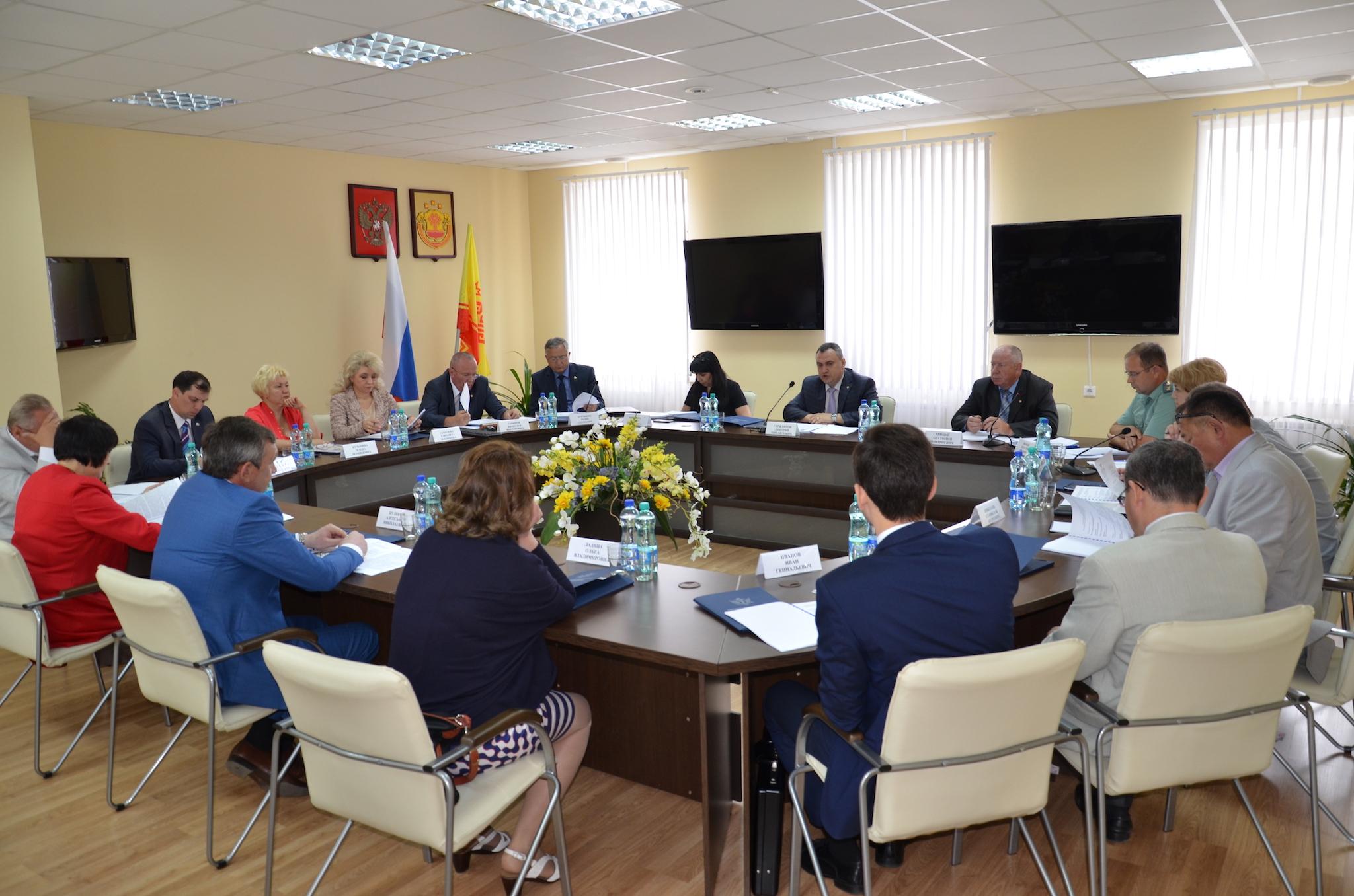 Координационный совет Управление минюста России по Чувашской Республике
