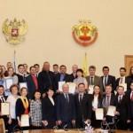 Расширенное аседание Общественной палаты Чувашской Республики