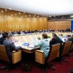 Заседание Международного Союза юристов