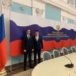 юрист Иван Иванов, Андрей Карсаков