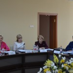 Заседание Координационного совета при Управлении Минюста