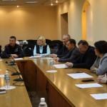 Заседание общественного совета МВД