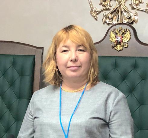 Семенова Надежда Владиславовна
