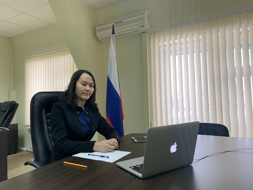 Ульяна Иванова юрист