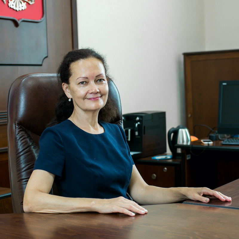 Николаева Наталия Николаевна
