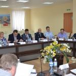 Заседание Координационного совета Минюст