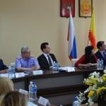 Заседание Координационного совета Минюст России по Чувашии