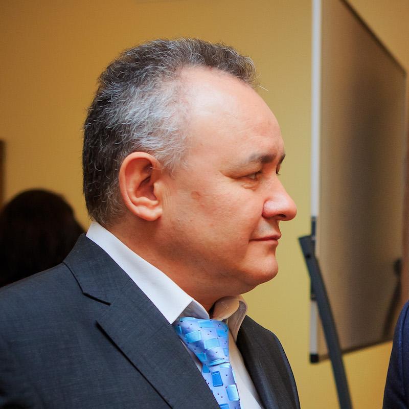 Степанов Евгений Иванович