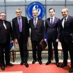 Иванов И.Г. с коллегами из Самары, Республики Сербия